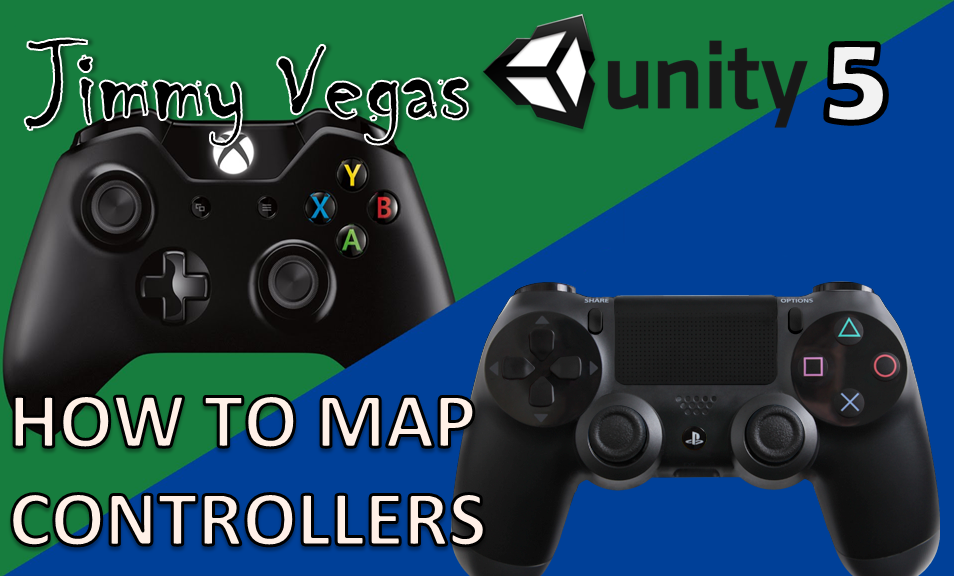 how to connect and map ps4 controller