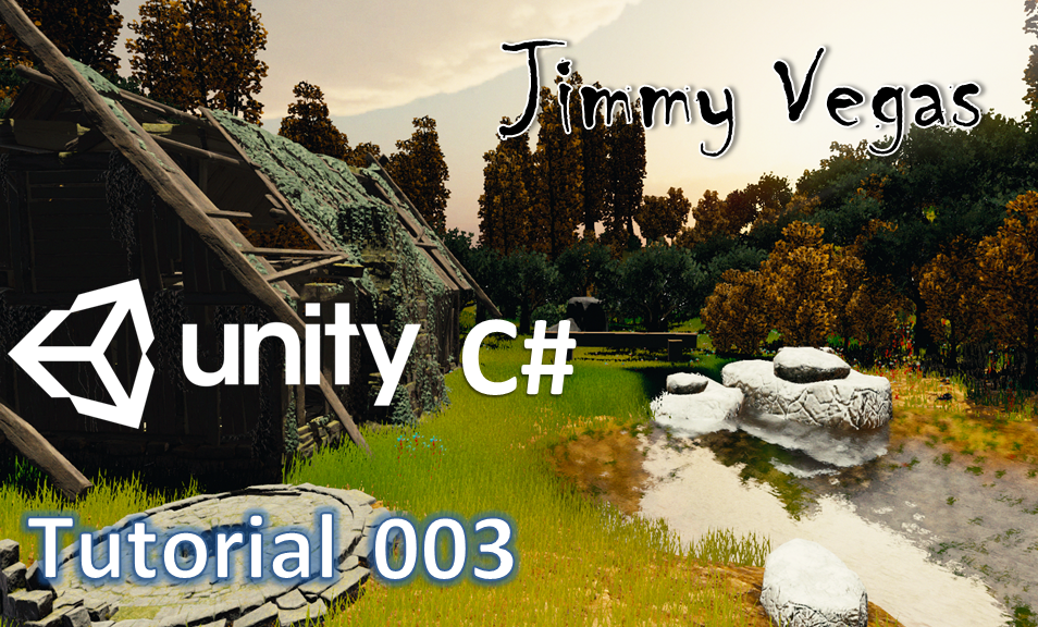 ULTIMATE Unity & C# Beginners Tutorial - How To Make A Game - Part